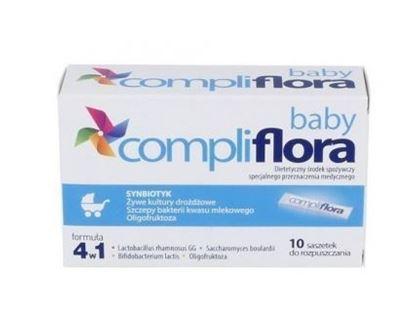 Imagine 3F PLANTMED COMPLIFLORA BABY 2.4 GRAME X 10 PLICURI