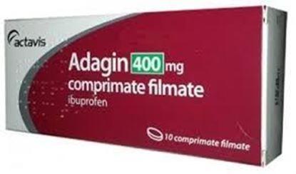 Imagine ADAGIN 400MG X 10 COMPRIMATE FILMATE