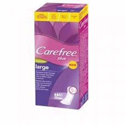 Imagine CAREFREE PANTYLINER LARGE FRESH X 20 BUCATI
