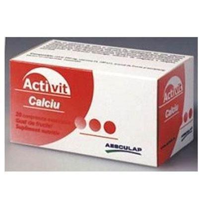 Imagine AESCULAP ACTIVIT CALCIU X 20 COMPRIMATE MASTICABILE