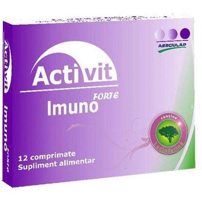 Imagine AESCULAP ACTIVIT IMUNO FORTE X 12 COMPRIMATE