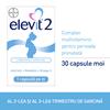 Imagine ELEVIT 2 X 30 CAPSULE MOI - MULTIVITAMINE PENTRU SARCINA - TRIMESTRUL 2 SI 3 DE SARCINA