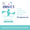 Imagine ELEVIT 3 X 30 CAPSULE MOI - MULTIVITAMINE PENTRU PERIOADA POSTNATALA SI DE ALAPTARE