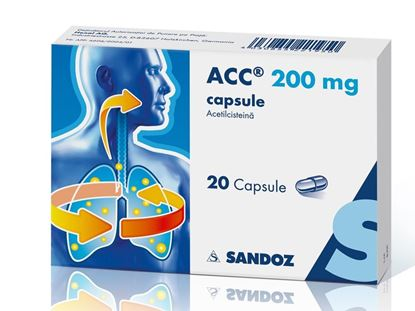 Imagine ACC 200MG X 20 CAPSULE SANDOZ [IP]