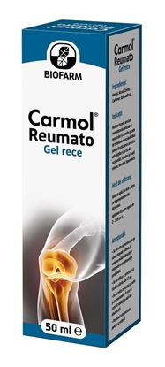 Imagine CARMOL REUMATO GEL RECE X 50ML BIOFARM