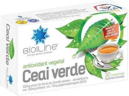 Imagine CEAI VERDE 500MG X 30 COMPRIMATE HELCOR