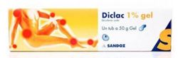 Imagine DICLAC 1% GEL X 50 GRAME SANDOZ