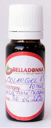 Imagine ELABORARE COLARGOL SOLUTIE 1% X 20 GRAME BELLADONNA