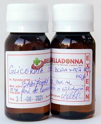 Imagine ELABORARE GLICERINA BORAXATA 10% X 40 GRAME BELLADONNA