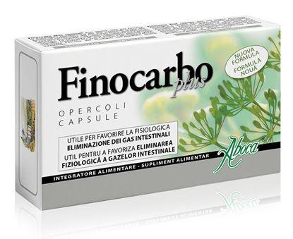 Imagine ABOCA FINOCARBO PLUS X 20 CAPSULE
