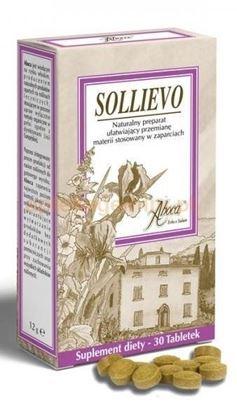 Imagine ABOCA SOLLIEVO BIO X 45 TABLETE