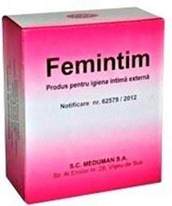 Imagine FEMINTIM 3G X 12 PLICURI MEDUMAN