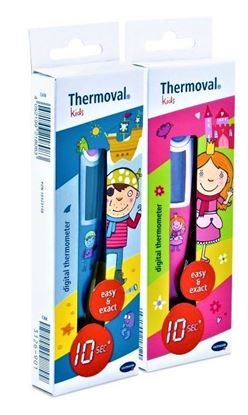 Imagine HARTMANN THERMOVAL KIDS TERMOMETRU DIGITAL X 1 BUCATA