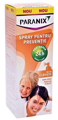 Imagine HIPOCRATE PARANIX SPRAY PENTRU PREVENTIE X 100ML