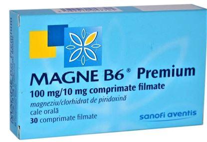 Imagine MAGNE B6 PREMIUM X 30 COMPRIMATE SANOFI