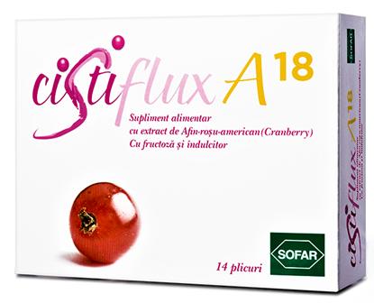 Imagine CISTIFLUX A18 X 14 PLICURI