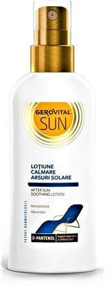 Imagine GEROVITAL SUN LOTIUNE PENTRU CALMARE ARSURI SOLARE X 150ML
