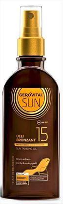 Imagine GEROVITAL SUN ULEI BRONZANT SPF15 X 150ML