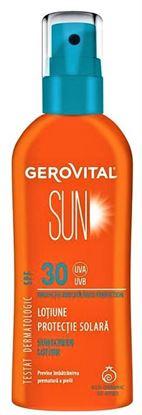 Imagine GEROVITAL SUN LOTIUNE PENTRU PROTECTIE SOLARA SPF30 X 150ML