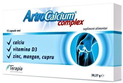 Imagine ARTROCALCIUM COMPLEX X 15 CAPSULE