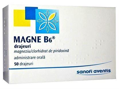 Imagine MAGNE B6 X 50 DRAJEURI SANOFI