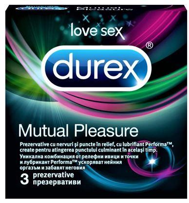 Imagine DUREX MUTUAL PLEASURE X 3 BUCATI