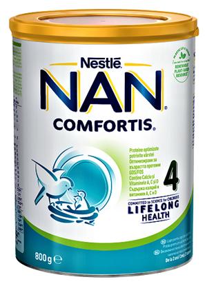 Imagine NESTLE NAN 4 COMFORTIS X 800 GRAME