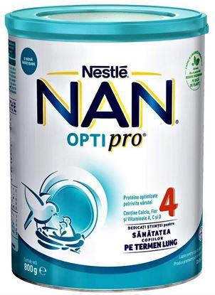 Imagine NESTLE NAN 4 OPTIPRO X 800 GRAME
