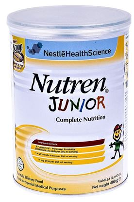 Imagine NESTLE NUTREN JUNIOR X 400 GRAME