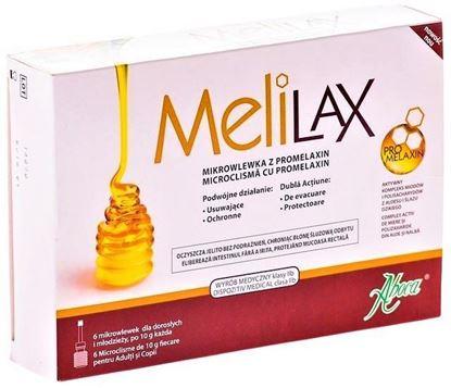 Imagine ABOCA MELILAX MICROCLISMA PENTRU ADULTI 10G X 6 BUCATI