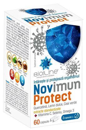 Imagine BIOSUNLINE NOVIMUN PROTECT X 60 CAPSULE